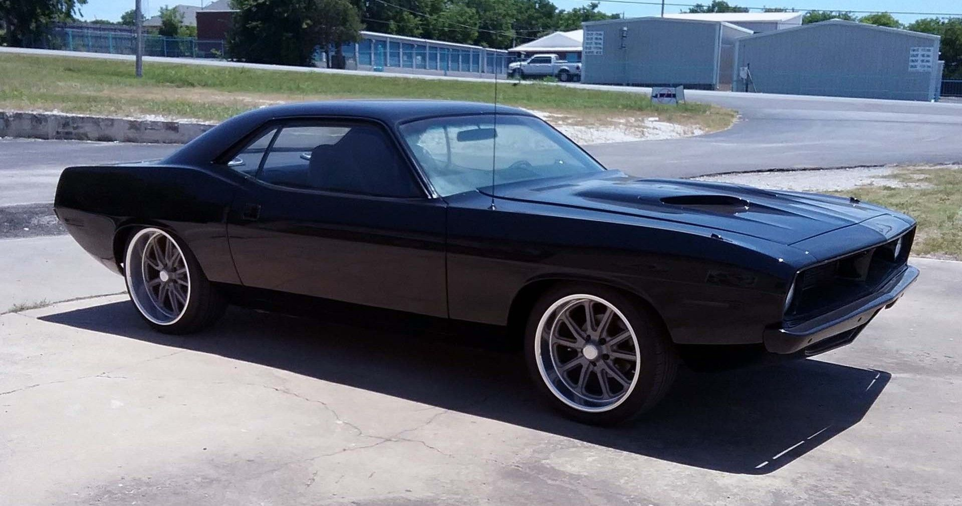 This Is How Much A 1970 Plymouth Barracuda Is Worth Today