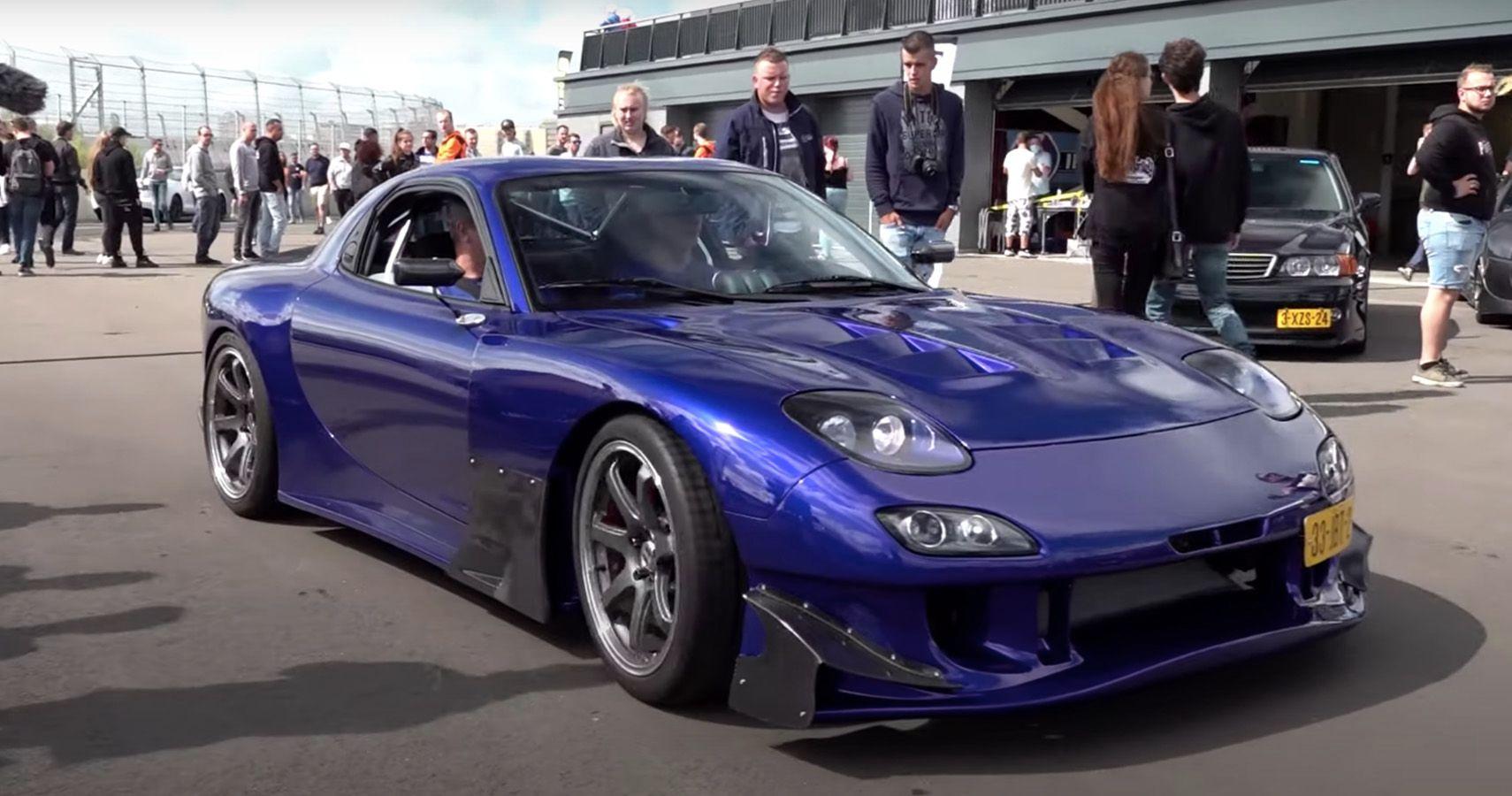 Kekurangan Mazda Rx7 Fd3S Review