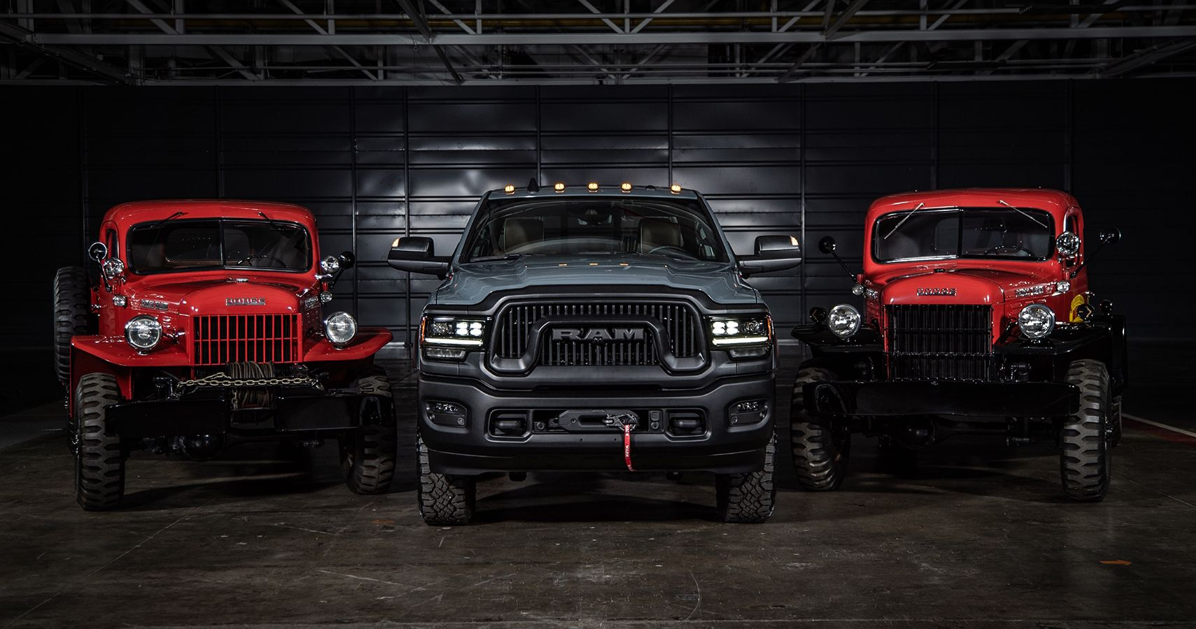 2021 Ram Power Wagon 75th Anniversary Edition Arrives In ...