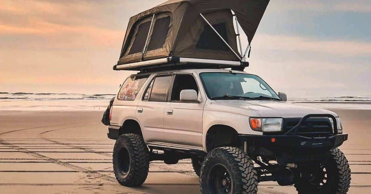 Here S What Makes The Third Generation 4runner Special Hotcars