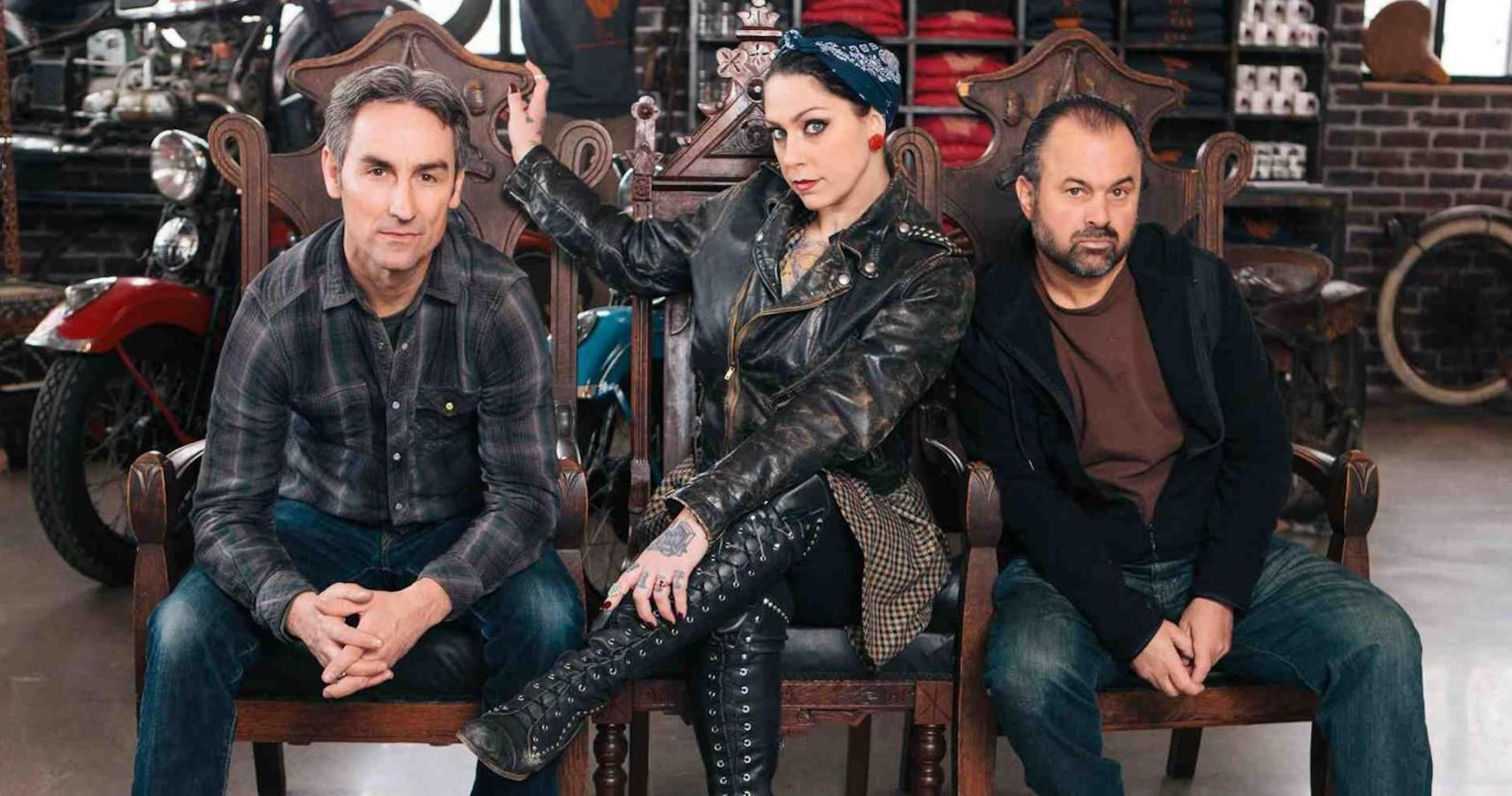 American Pickers Mike And Danielle Announce New Episodes While Back On The Road