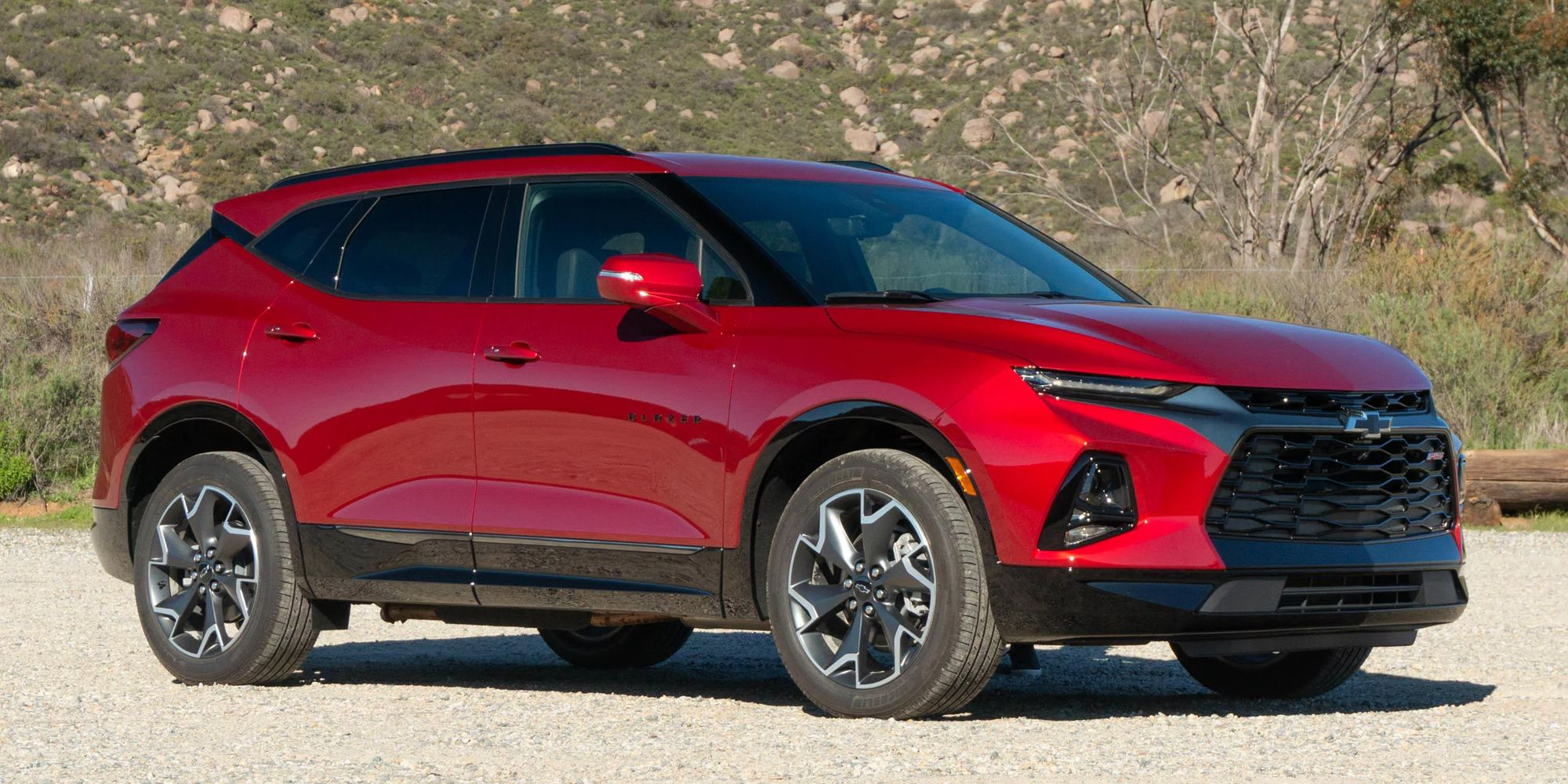 2020 Chevy Blazer: The Coolest Features Found Inside The SUV