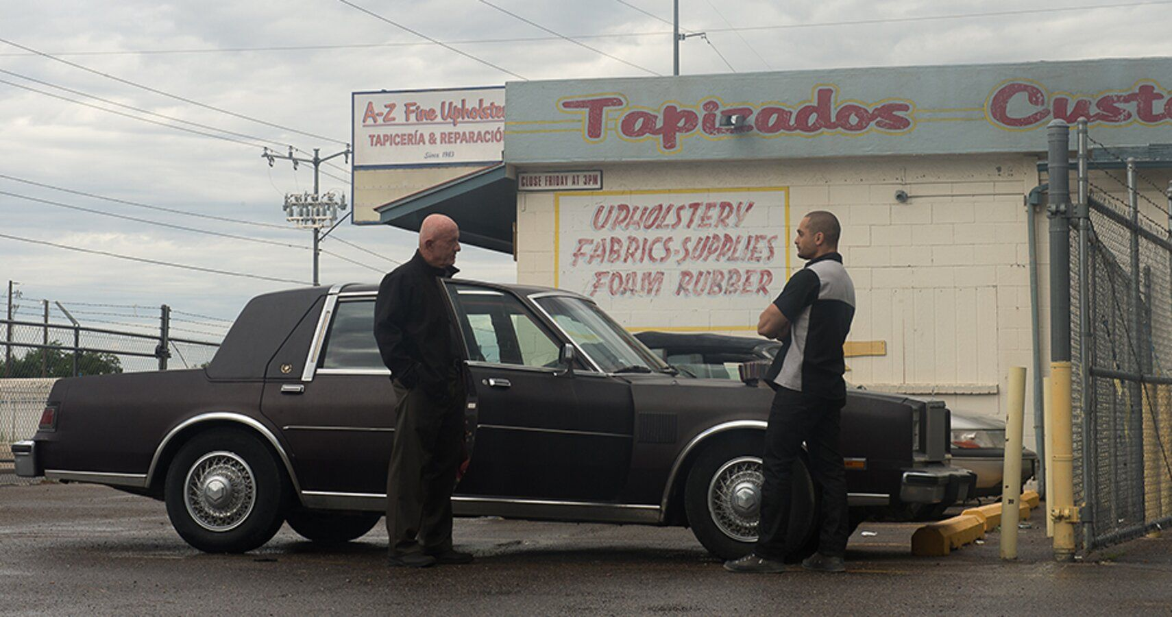 A Detailed Look At The Chrysler Fifth Avenue From Breaking Bad