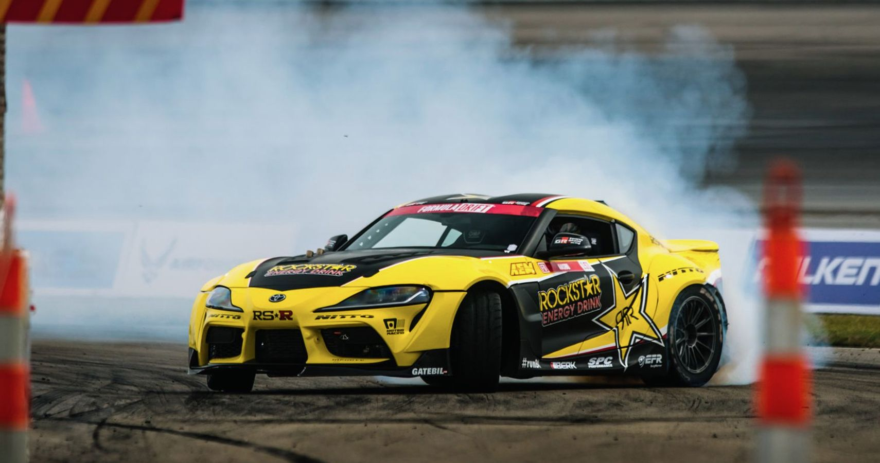 Toyota Debuts Three Performance-Focused GR Supra Builds For Its SEMA360 Showcase