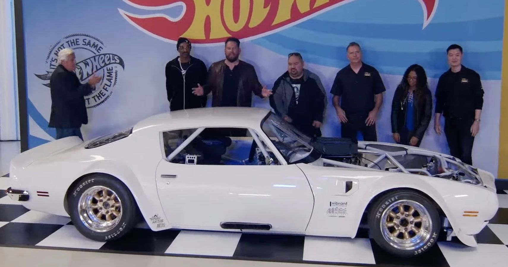 Hot Wheels Inducts This 1970 Pontiac Trans-Am Into Its Garage Of Legends