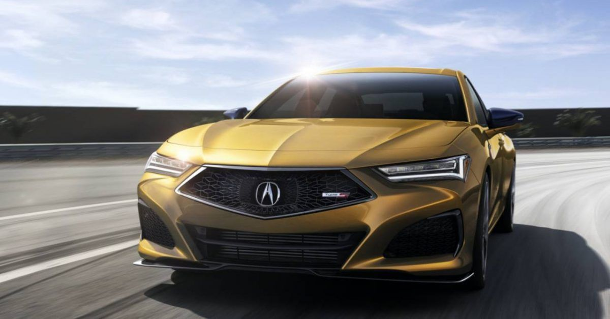 10 Things You Didn't Know About The 2021 Acura TLX | HotCars
