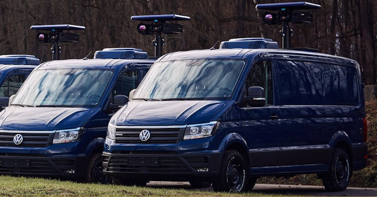 Coolest Features Of FBI Surveillance Vans You Didn't Know About