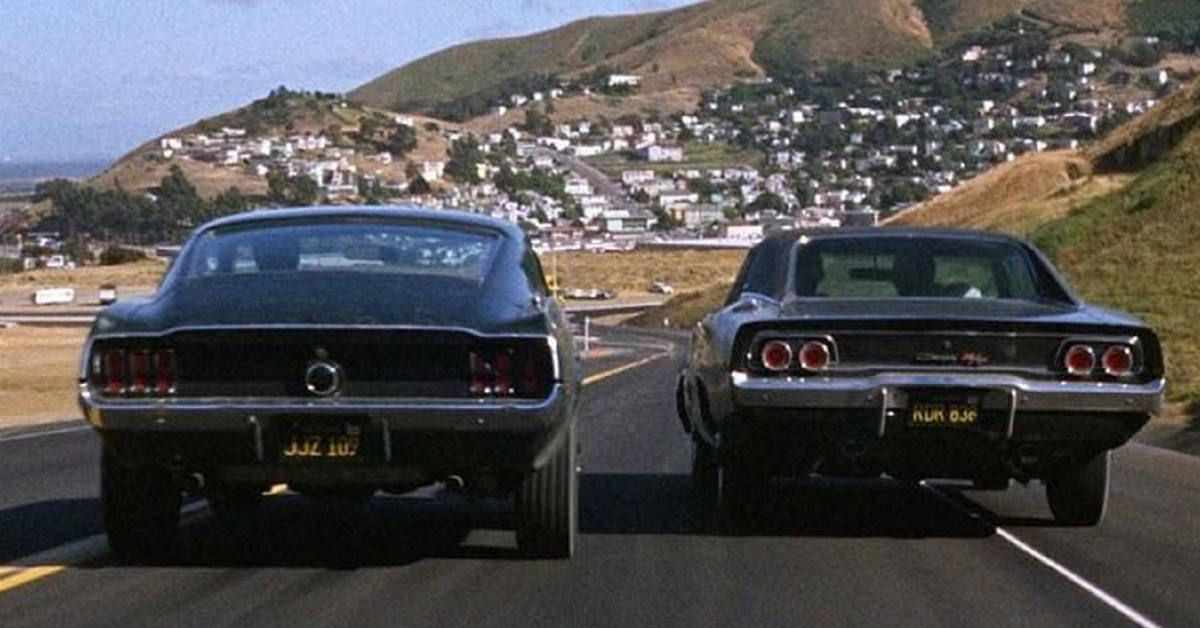 Top 10 Most Iconic Hollywood Cars In Pop Culture | HotCars