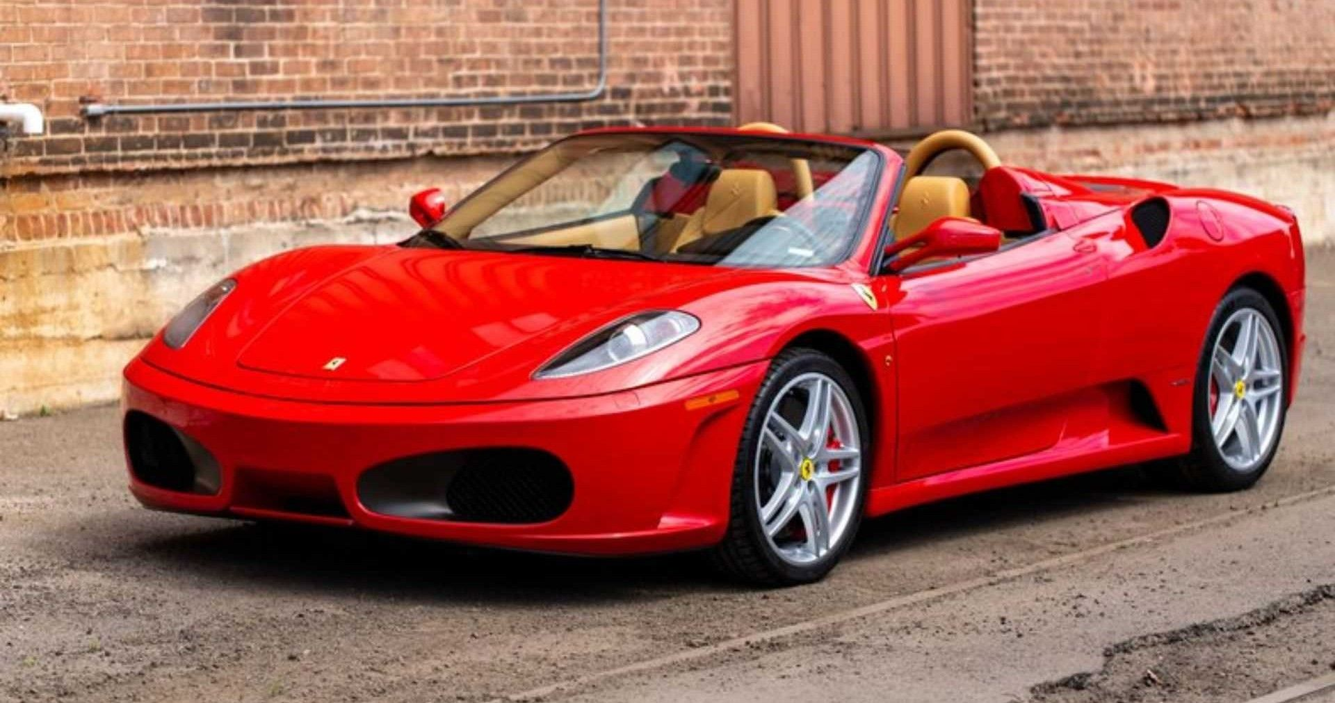 Here's Why Ferrari Should Make A 500 Horsepower Manual For Purists