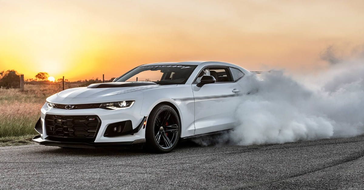 These Tuned Muscle Cars Are Producing Ridiculous Amounts Of Power