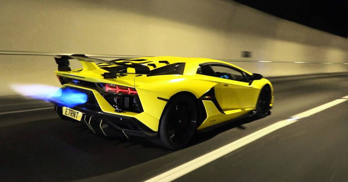 These Modified Lambos Produce Crazy Amounts Of Power | HotCars