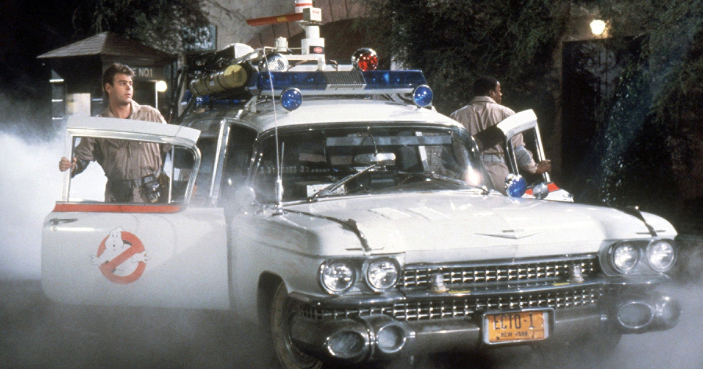 Here's Where The Cadillac From Ghostbusters Is Today | HotCars