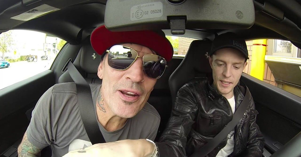 This Is Tommy Lee's Favorite Car | HotCars