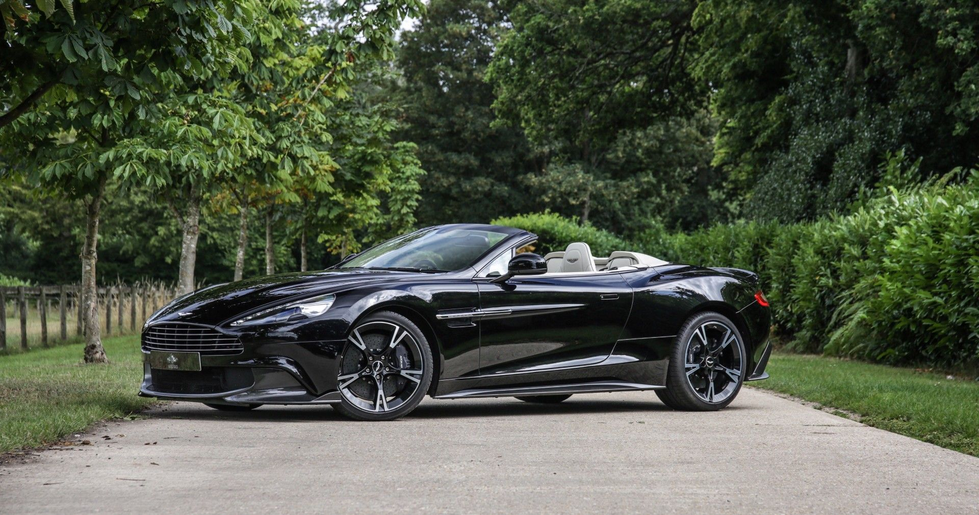 This Is The Sickest Aston Martin Convertible We've Ever Found