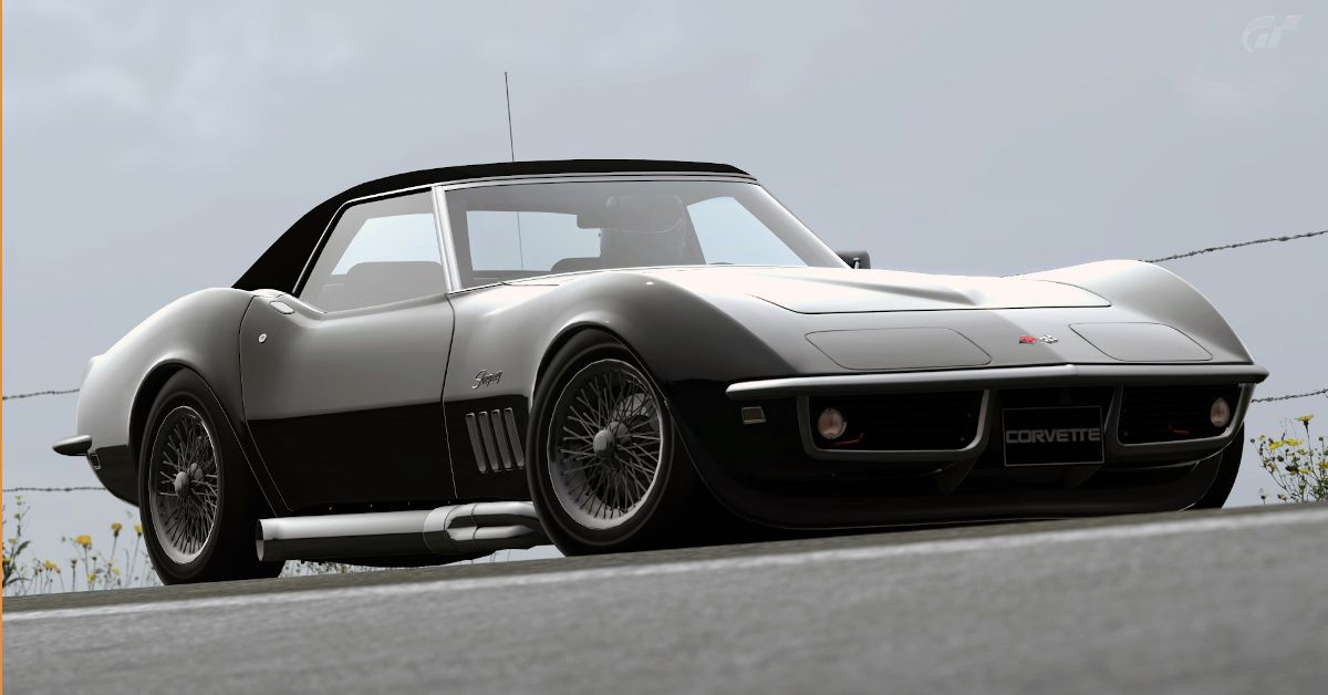 Here's How Much A 1969 Chevrolet Corvette Is Worth Today