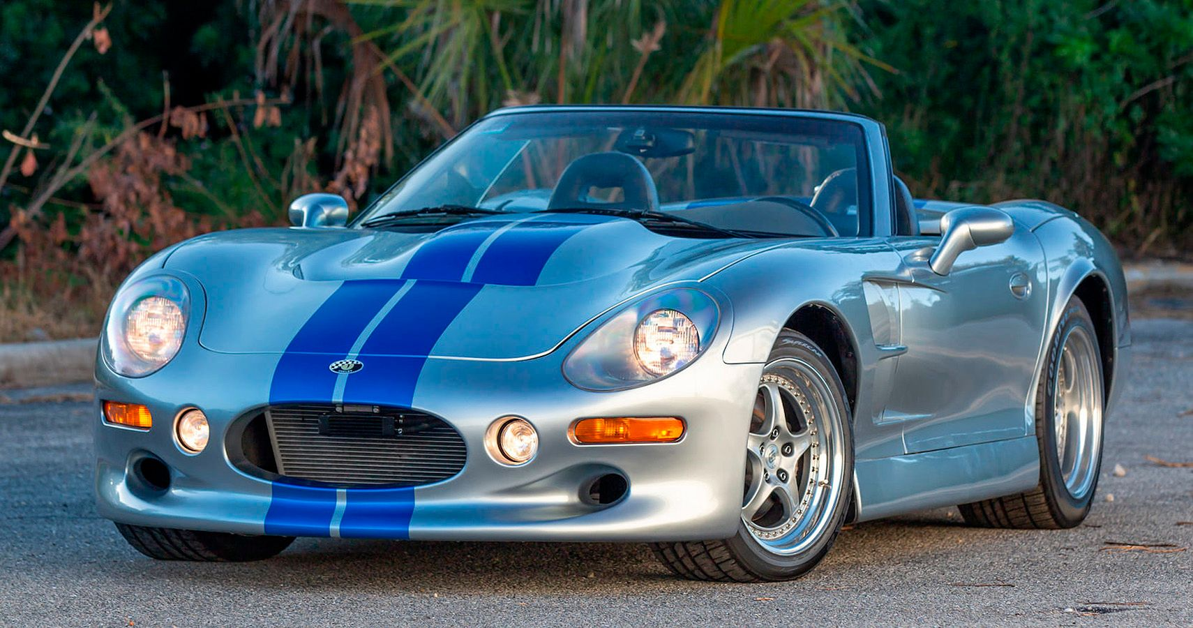 This Is What Makes A Shelby Series 1 Classic | HotCars