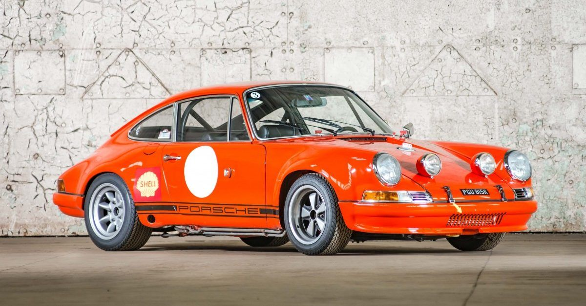 10 Rarest Porsches Ever Made | HotCars