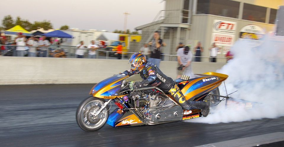 The Fastest Motorcycles