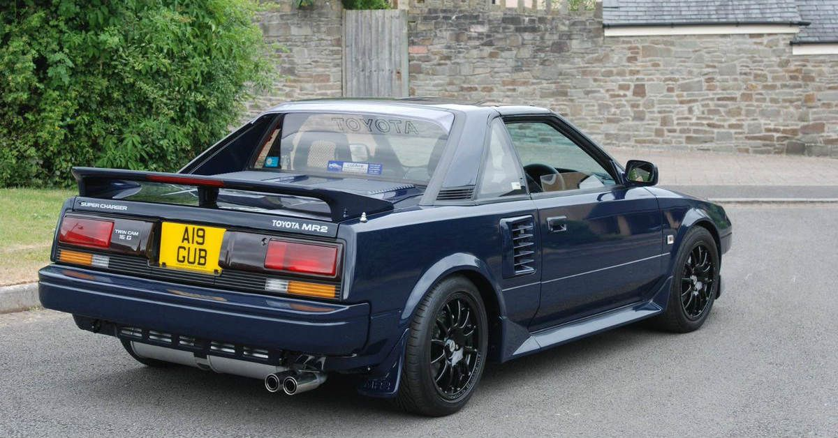 10 Fastest Japanese Cars of the '80s | HotCars