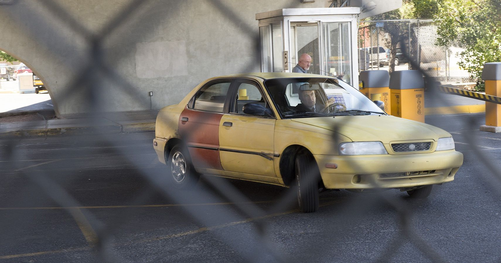 Here's What Happened To The Hideous Suzuki Esteem From Better Call Saul