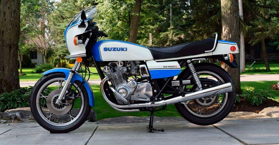 Suzuki GS1000 Superbike