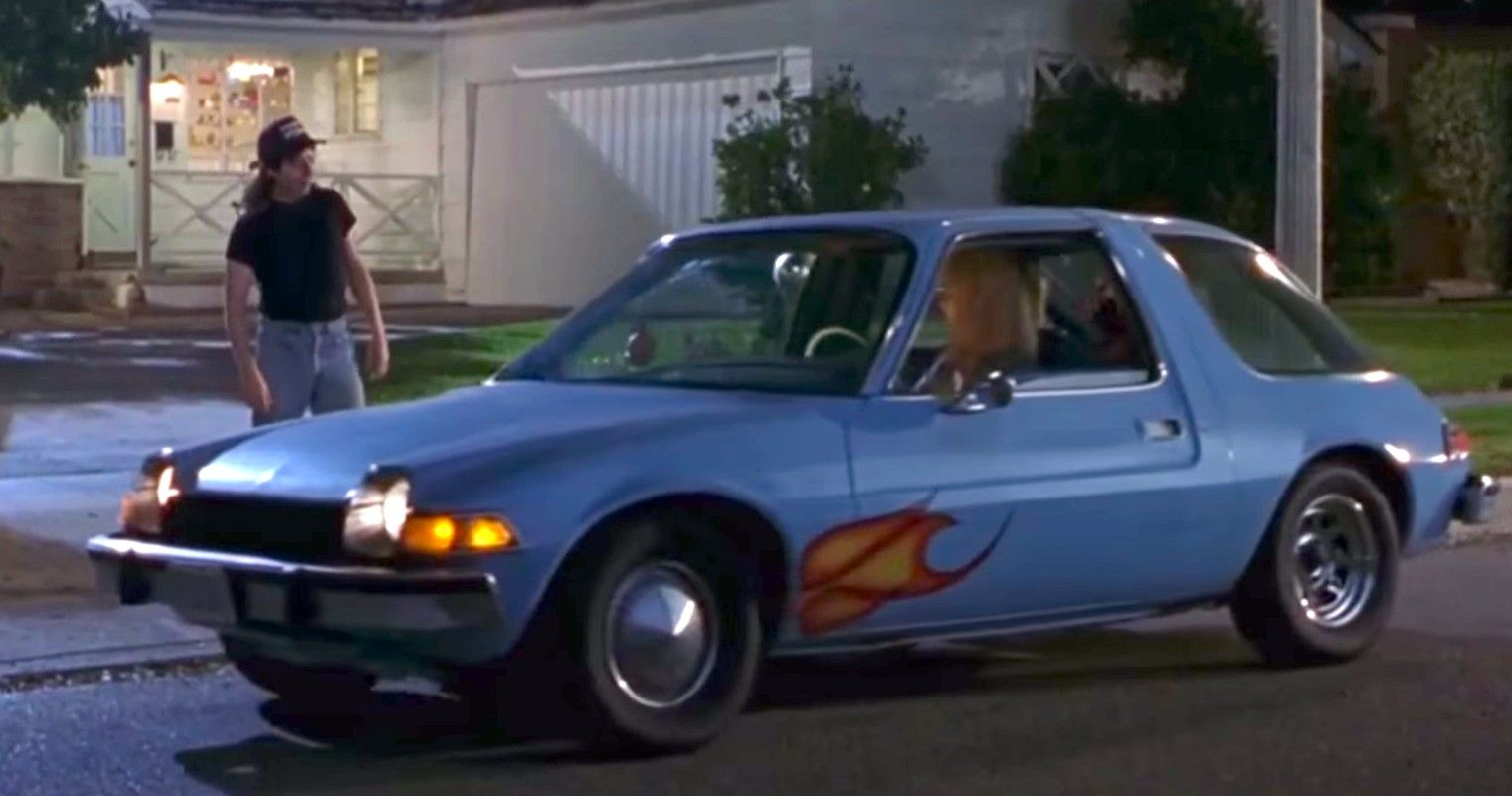Here's Where The 1976 AMC Pacer From Wayne's World Is Today