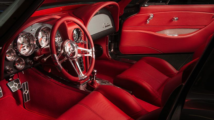 These '60s American Car Interiors Are As Glamorous As It Gets