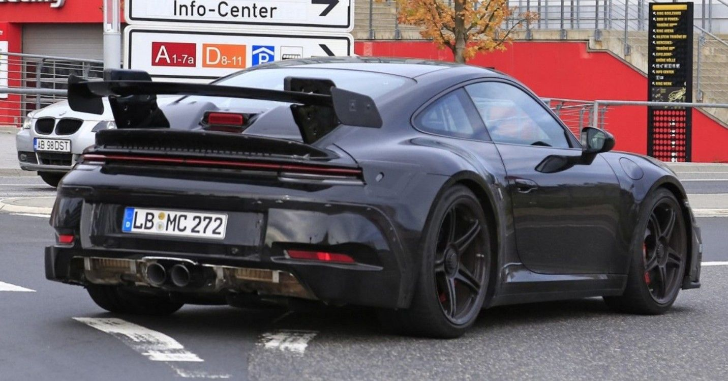 2021 Porsche 911 GT3: Here's What We Expect   HotCars