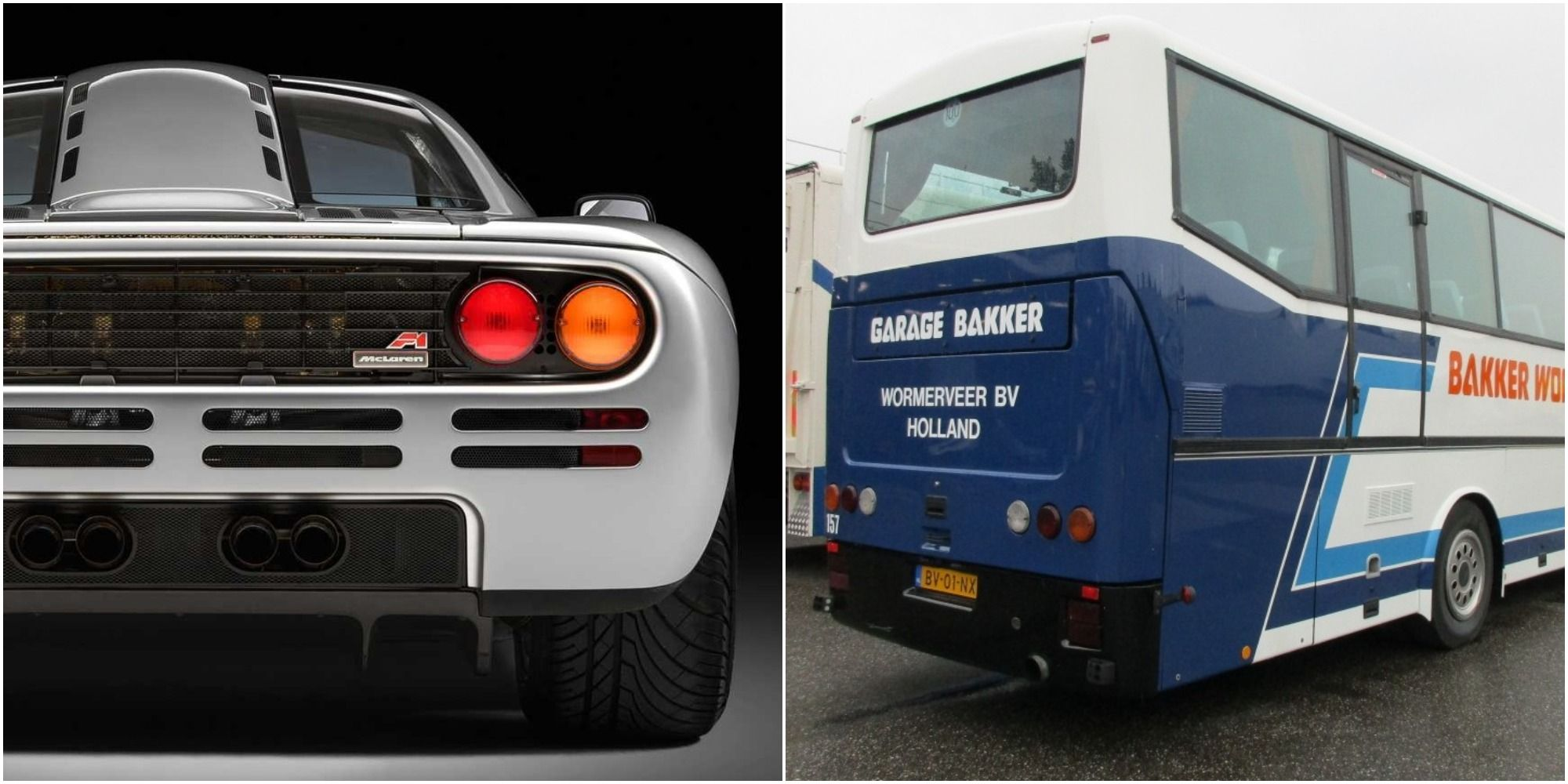 10 Surprising Examples Of Supercars Sharing Parts With Beaters