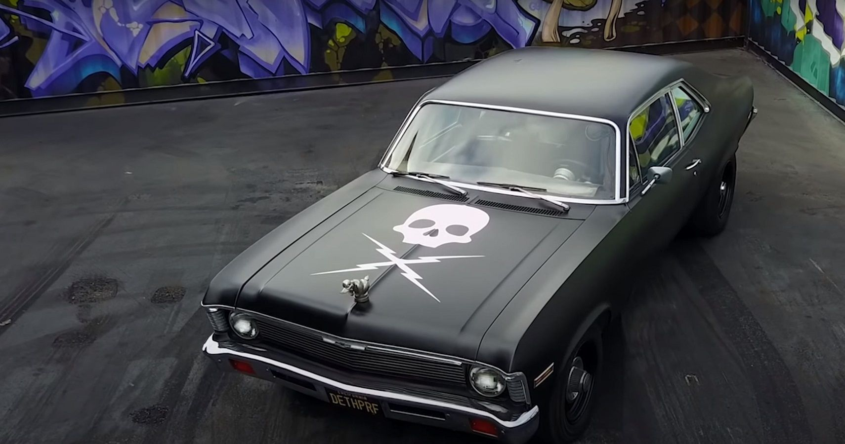 Here's Where The Chevy Nova From Death Proof Is Today | HotCars