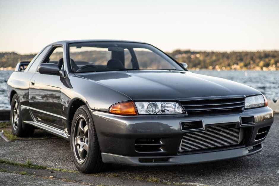 These Are The Coolest Special Edition Japanese Sports Cars Of The '90s