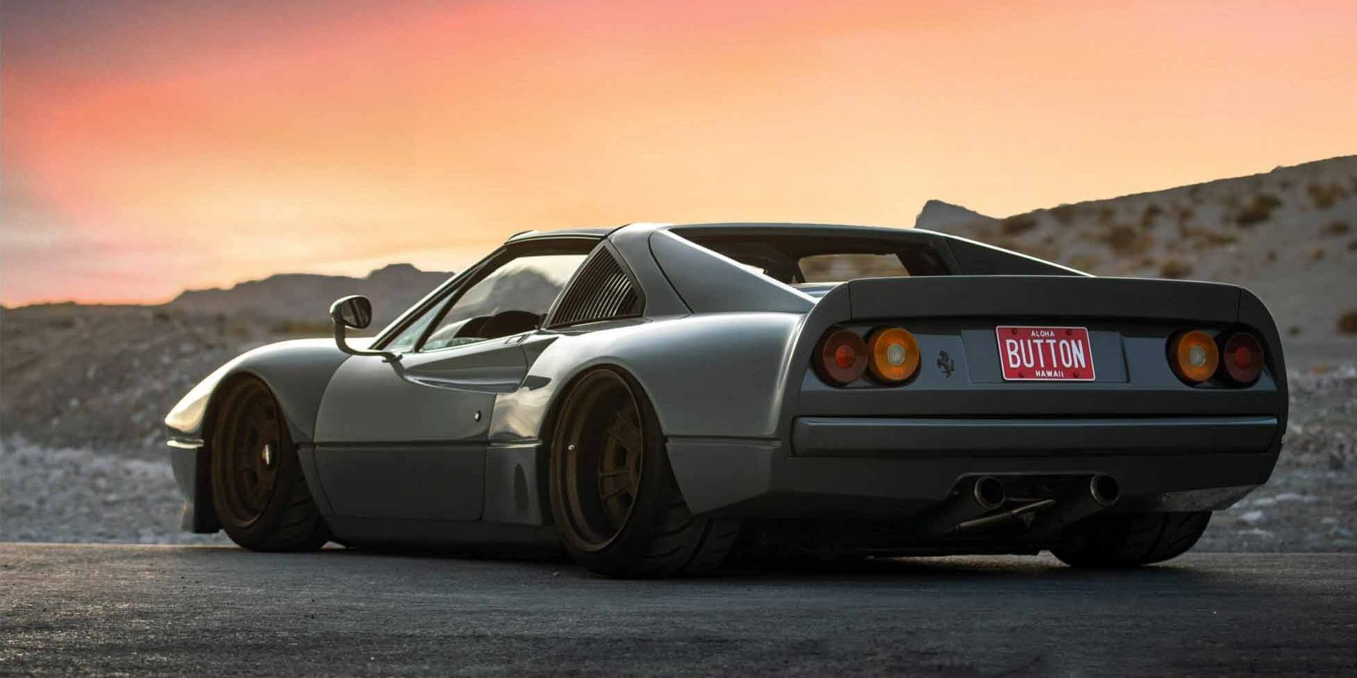 Owners Dared To Modify These Classic Ferraris...And They Look Amazing