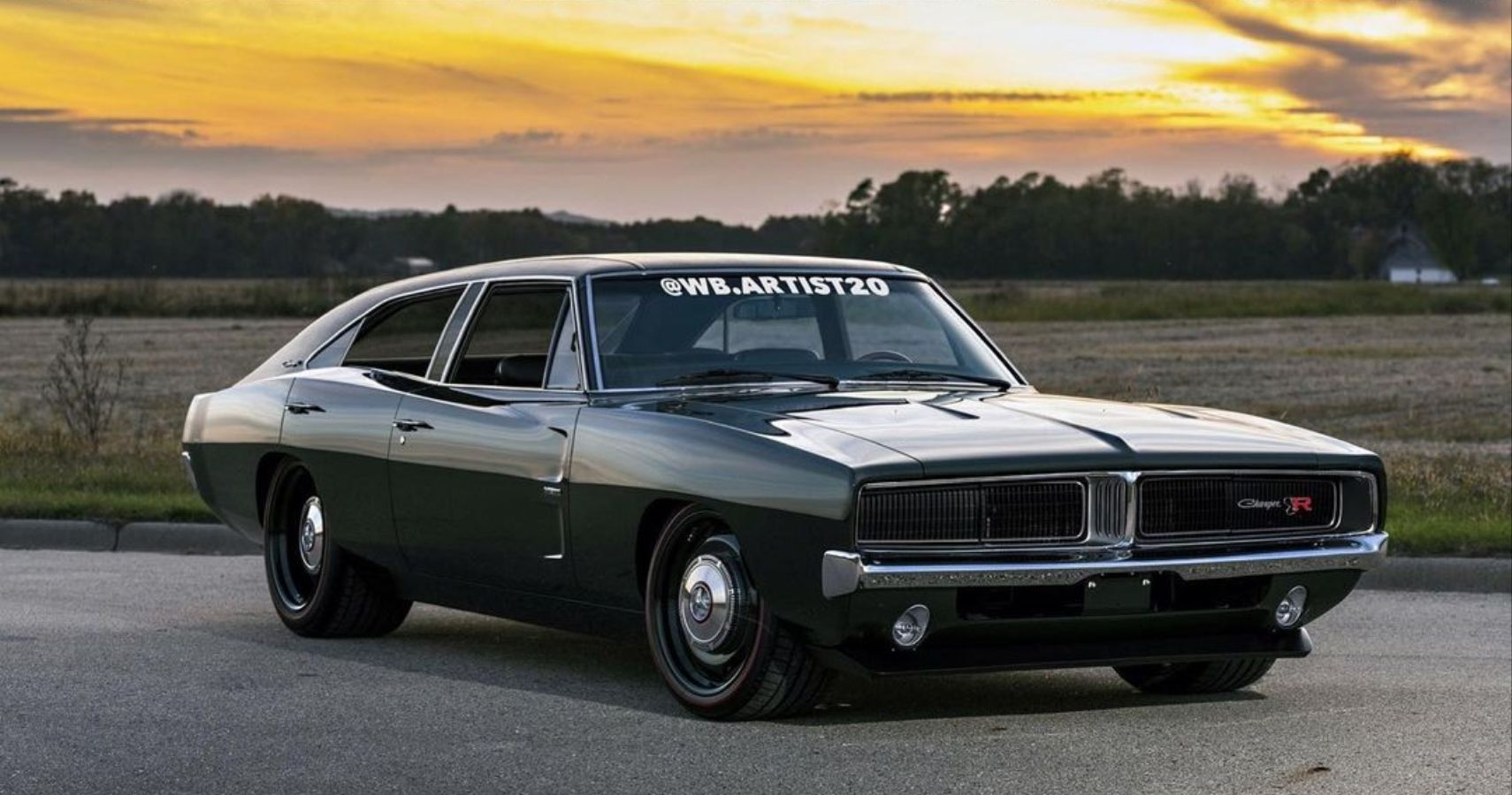 This 1969 Dodge Charger Is The Mopar Station Wagon The Magnum Should've Been