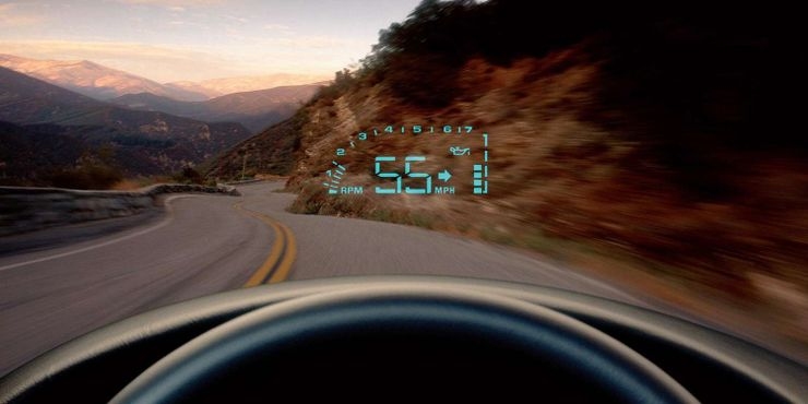 10 Coolest Tech Gadgets Found In Modern Cars