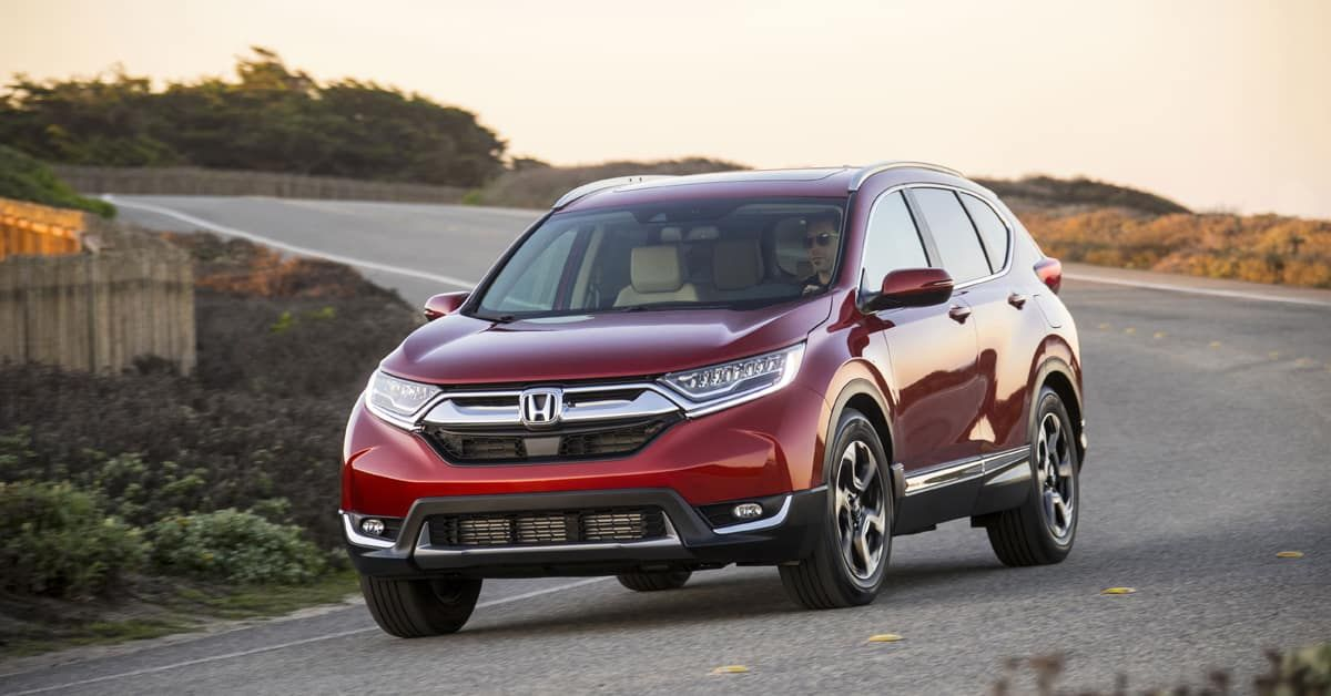 Here's What We Expect From The 2021 Honda CR-V   HotCars