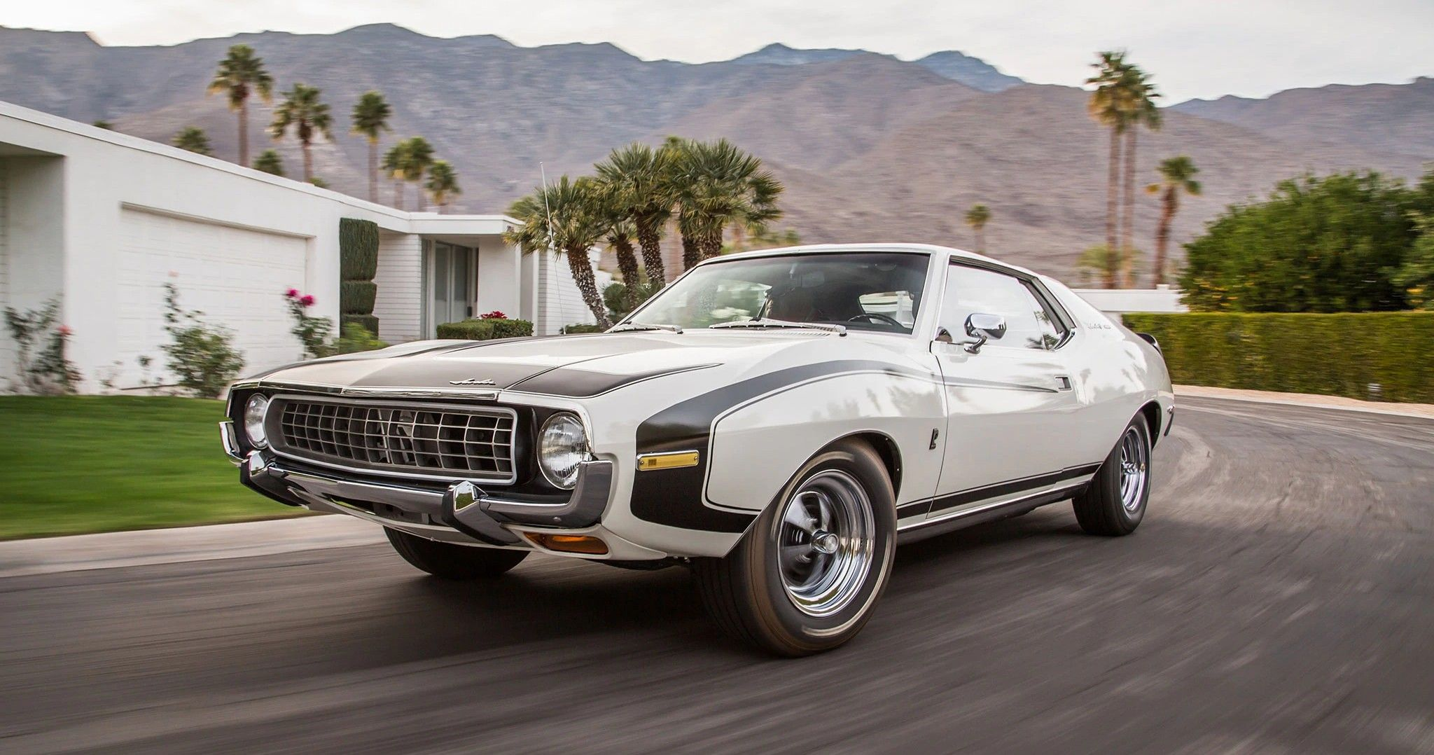 Here's How Much A Classic AMC Javelin Is Worth Today | HotCars
