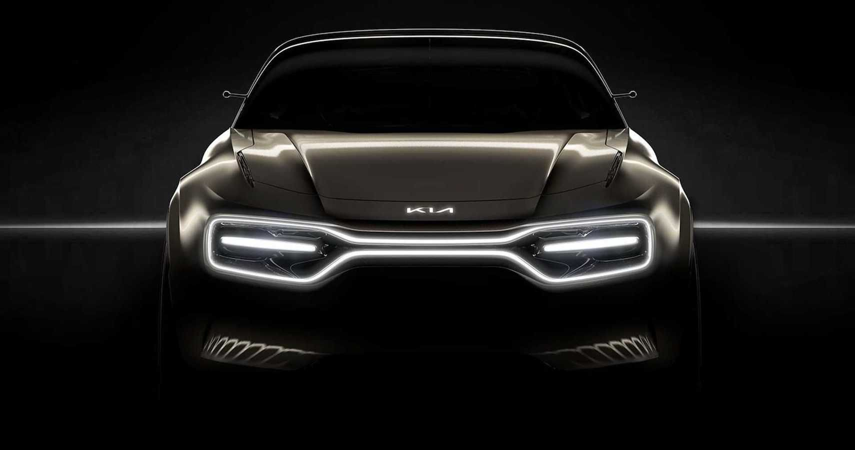 Watch Kia Reveal Its New Logo During Record-Setting Firework Display