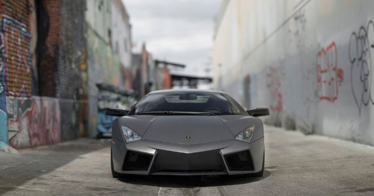 Here's What Makes The Reventon A Collector's Lamborghini