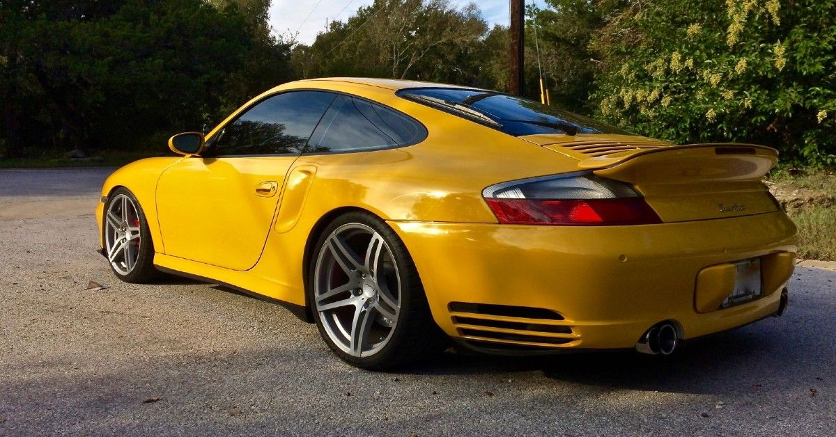 A Detailed Look Back At The Porsche 996 Turbo