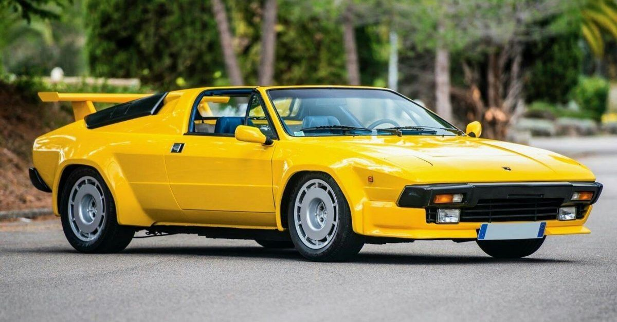 Everybody Forgot About These Fast Cars From The '80s | HotCars