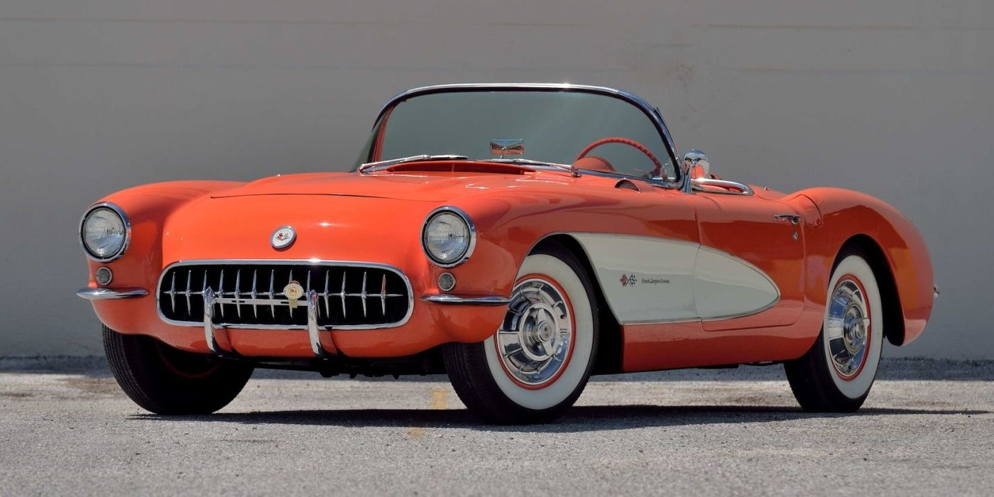 We Can't Stop Staring At These Perfectly Restored American Classic Cars