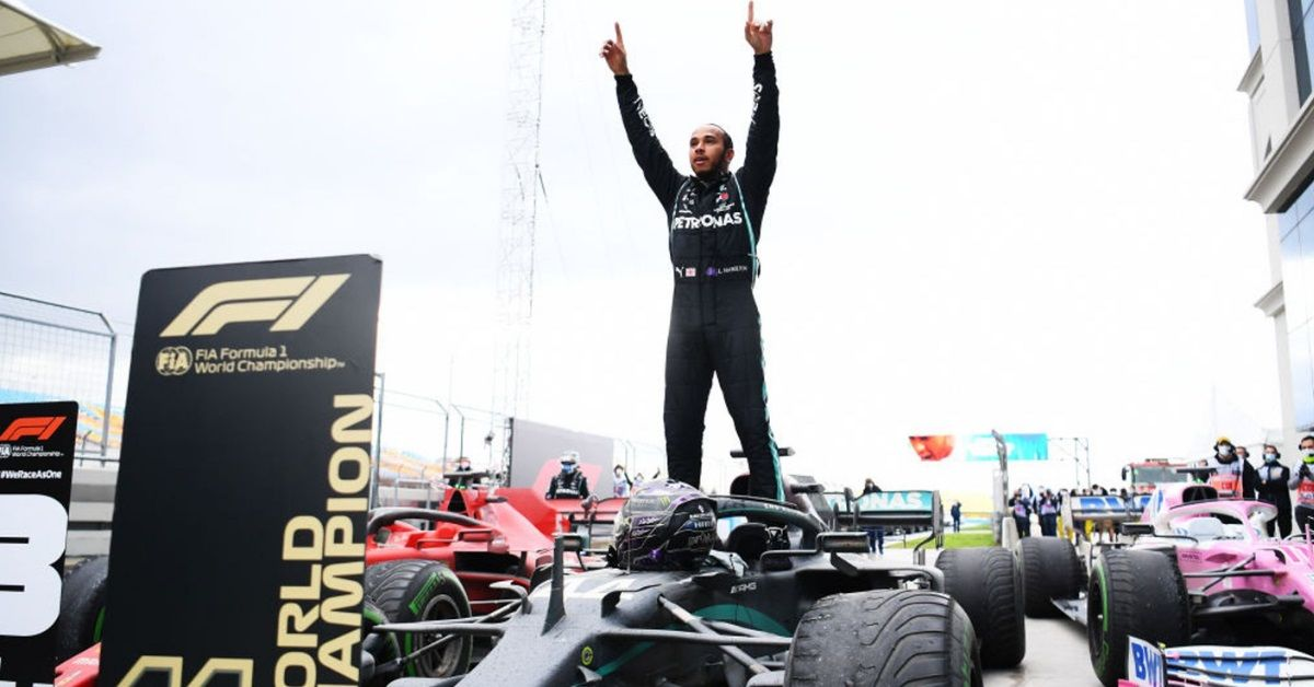 Here's What Lewis Hamilton Thinks About His Time On Drive To Survive