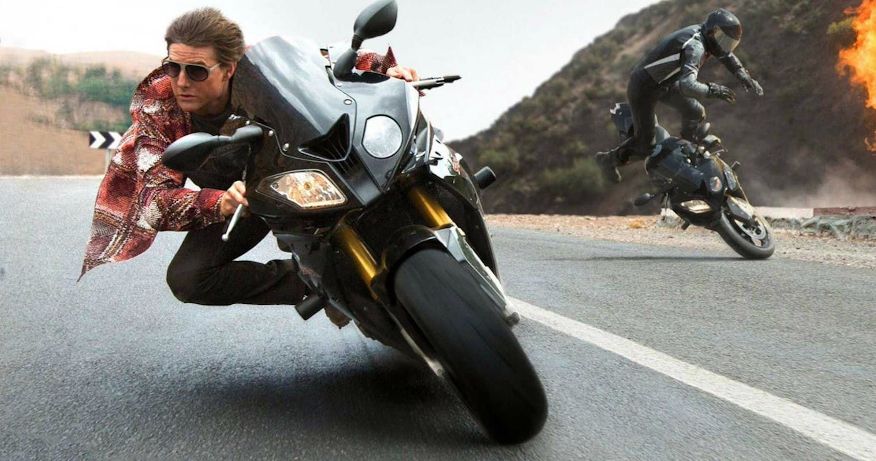Watch This Hollywood Stuntman Discuss The Greatest Movie Motorcycle Chases
