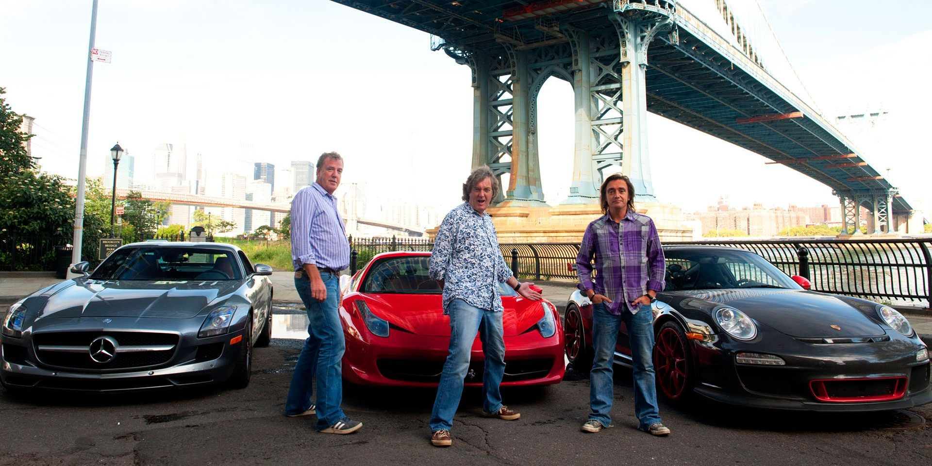 These Are The Coolest Cars Owned By The Cast Of Top Gear