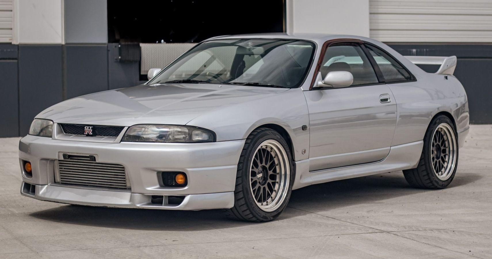 Bring A Trailer Listing A 1995 Modified Nissan Skyline GT-R V-Spec