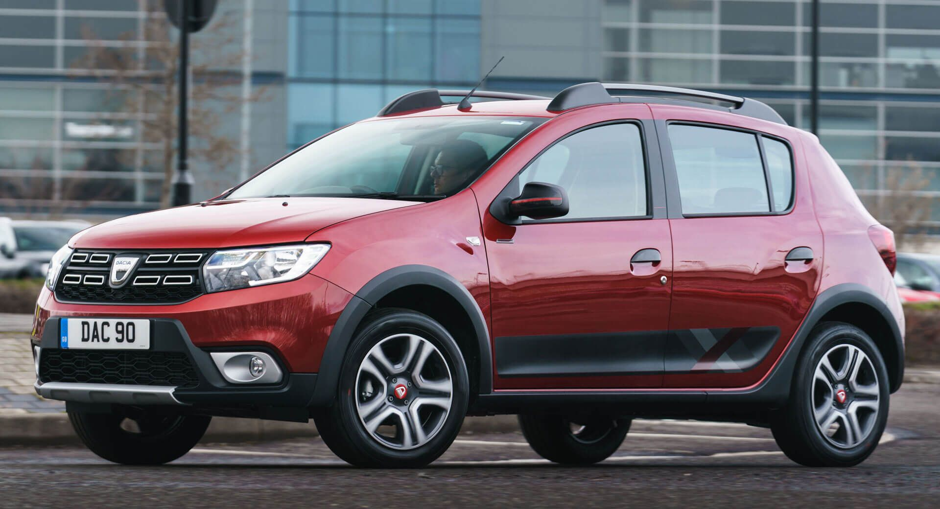 Here's Everything You Should Know About The Dacia Sandero