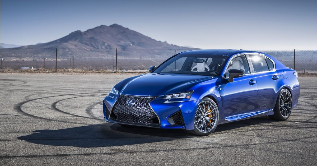 A Detailed Look Back At The Lexus GS F | HotCars