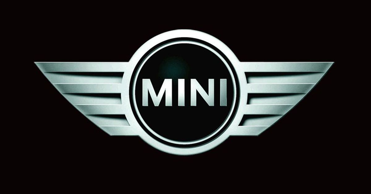 Here's What The Modern Mini Cooper Logo Has Meant For The Brand
