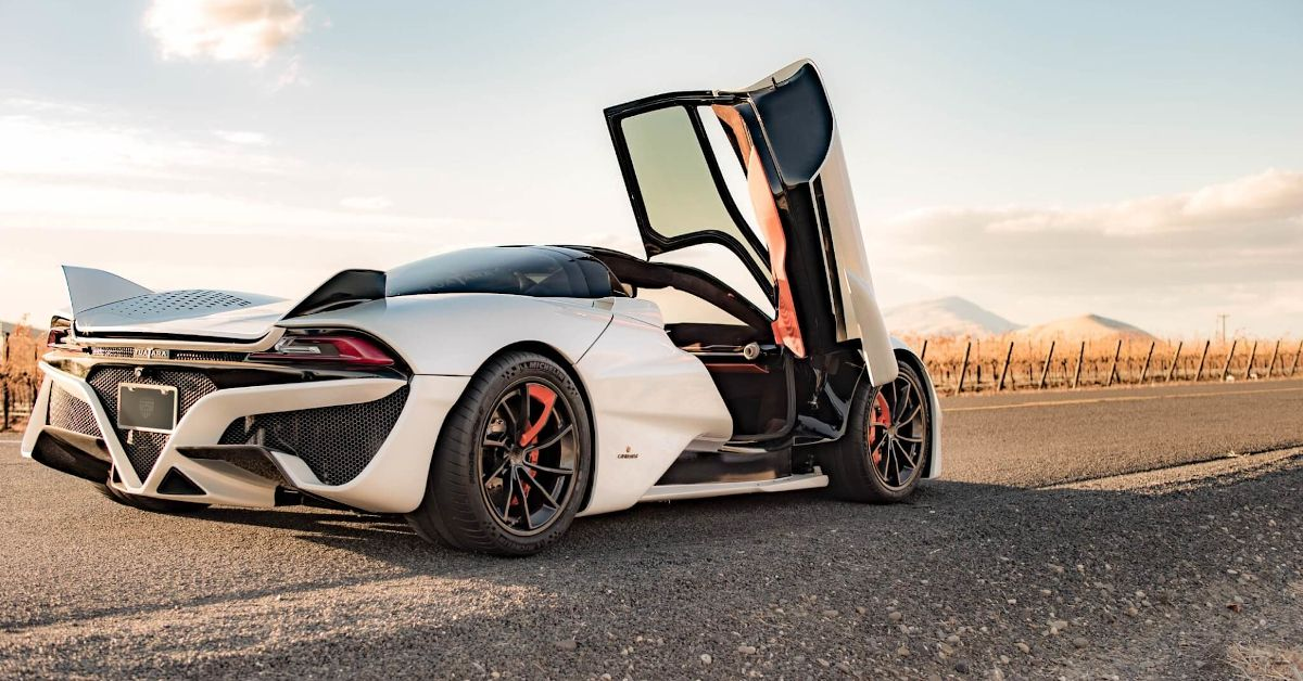 SSC Tuatara: Here's What Makes The World's Fastest Production Car Worth $2 Million