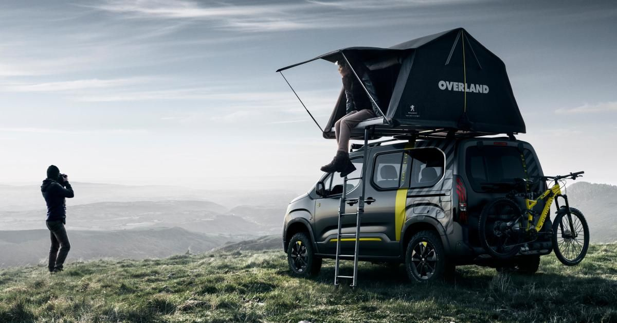 10 Camper Vans That Are Perfect For Social Distancing | HotCars